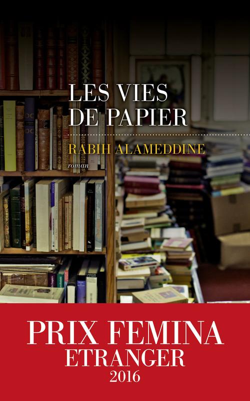 Les Vies de papier