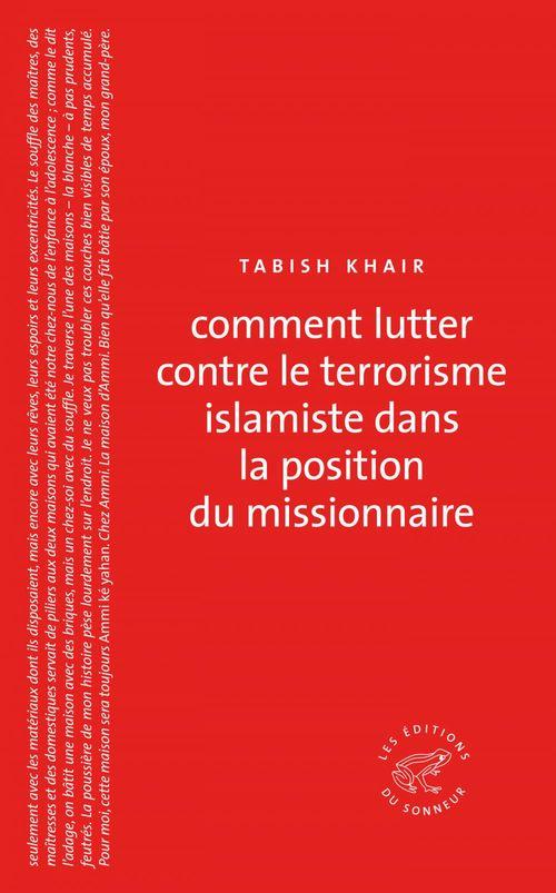 Comment lutter contre le terrorisme islamiste dans la position du missionnaire