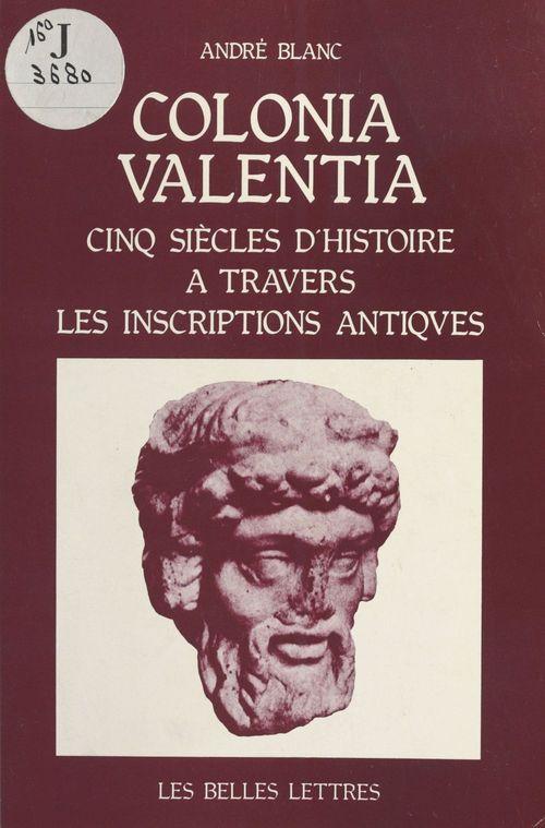 Colonia valencia. 5s.d'hist
