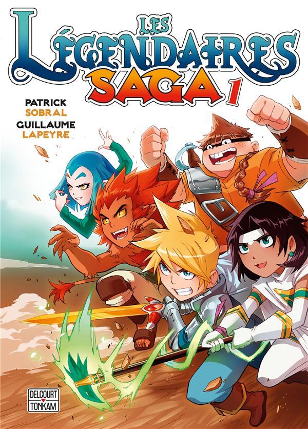Les Legendaires - Saga T.1