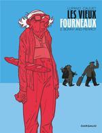Couverture de Les Vieux Fourneaux - Tome 2 - Bonny And Pierrot