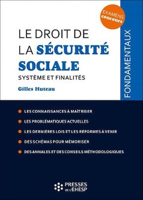 Le droit de la Sécurité sociale