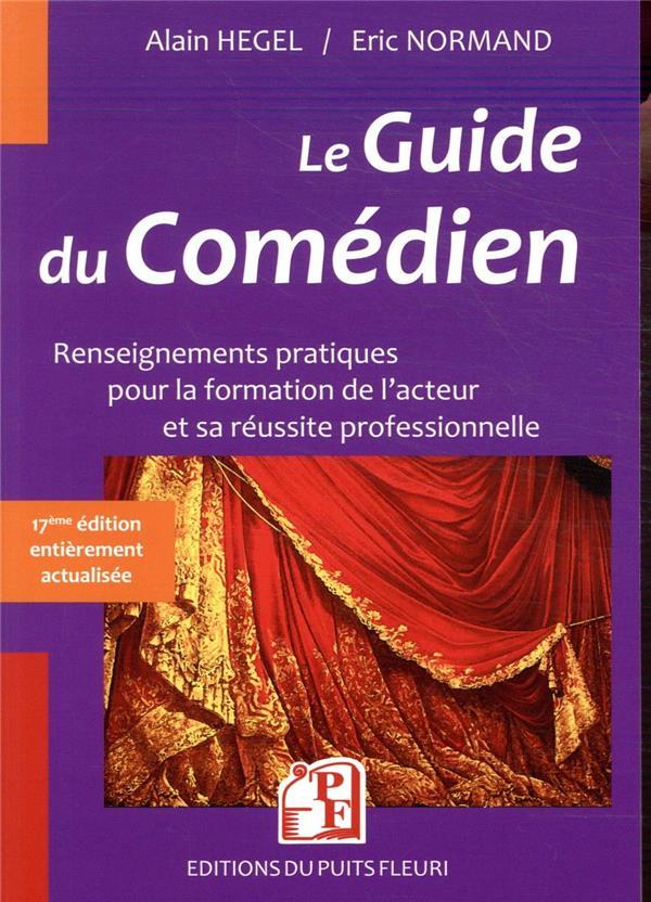 Le guide du comédien (17e édition)