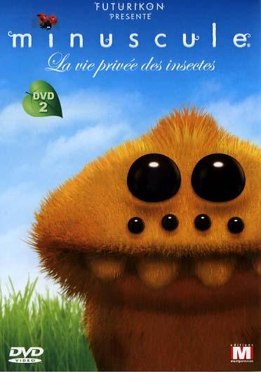 Minuscule (La vie privée des insectes) - DVD 2
