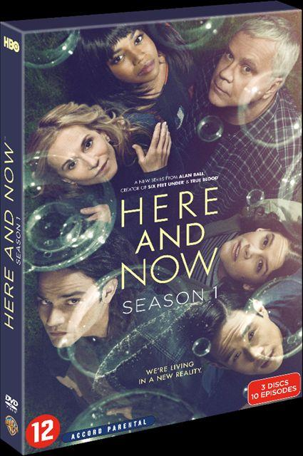 Here And Now - Saison 1