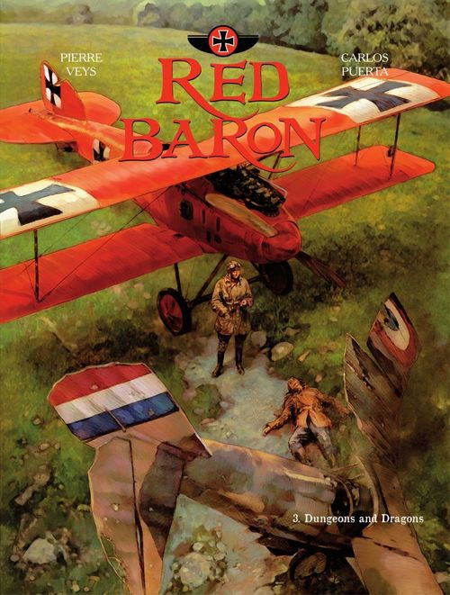 Red baron t.3 ; dugeons and dragons