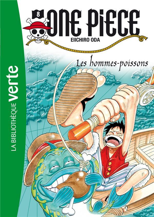 One Piece T.8 ; les hommes-poissons