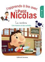 J'apprends à lire avec Le Petit Nicolas T.1 ; la cantine
