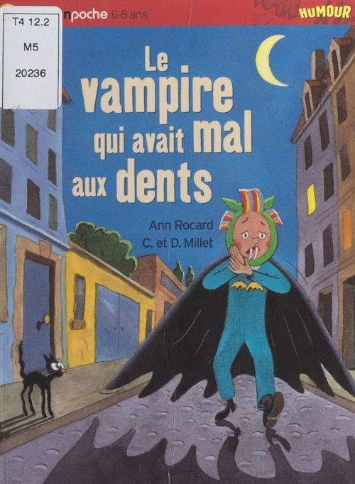 Le vampire qui avait mal aux dents