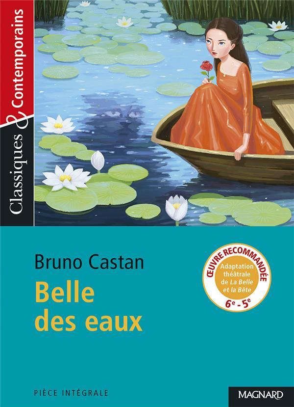 BELLE DES EAUX CASTAN, BRUNO