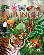 Couverture de Les animaux de la jungle