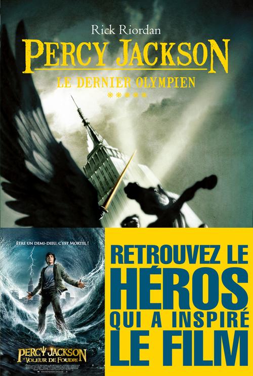 Percy Jackson T.5 ; Percy Jackson t.5 ; le dernier Olympien