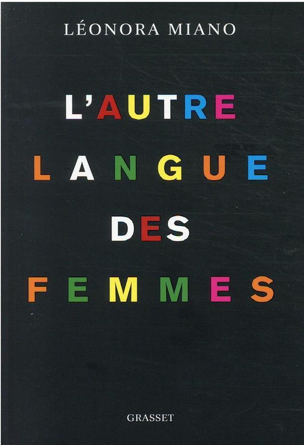 L'autre langue des femmes