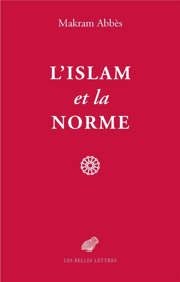 L'islam et la norme