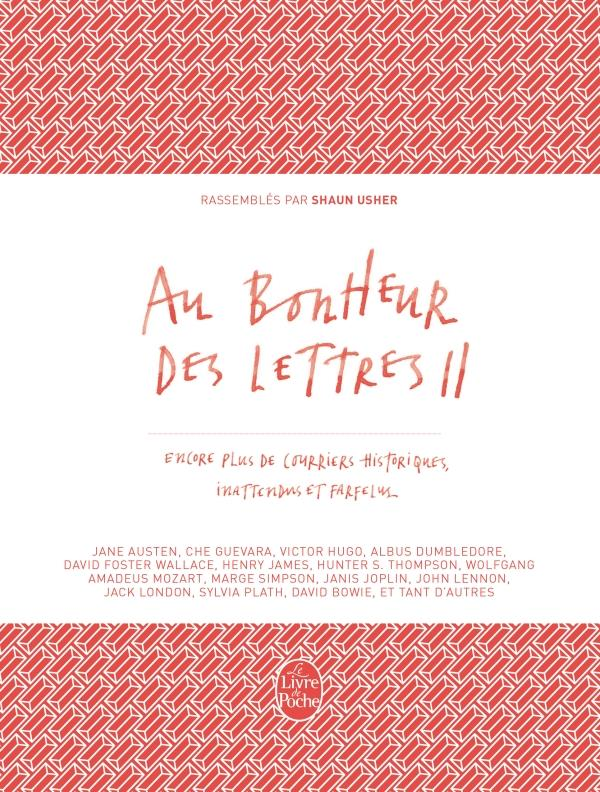 Au bonheur des lettres t.2
