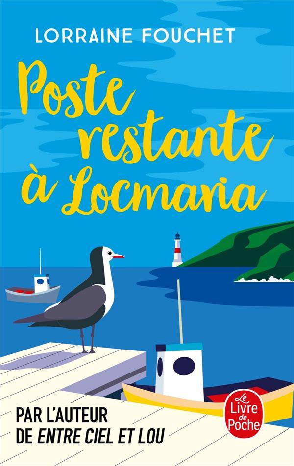 Poste Restante A Locmaria