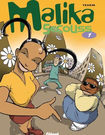 Malika secouss t.1 ; rêves partis