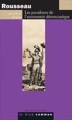 Vente Livre Numérique : Rousseau  - Céline Spector