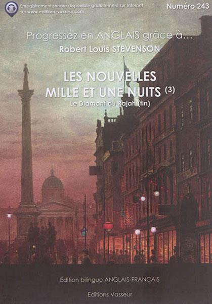 PROGRESSEZ EN ANGLAIS GRACE A...  -  LES NOUVELLES 1001 NUITS T.3 Stevenson Robert Louis