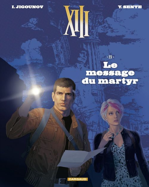 XIII T.23 ; le message du martyr