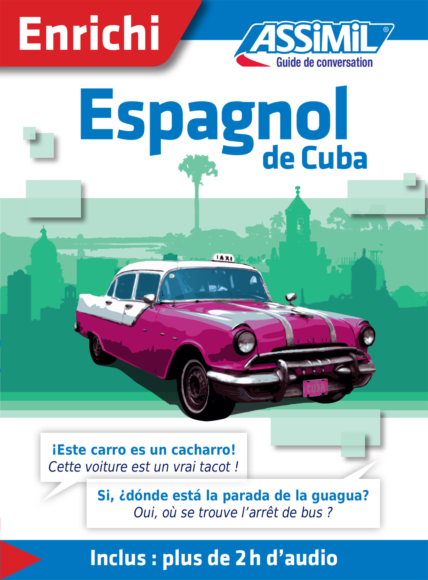 Espagnol de Cuba - Guide de conversation