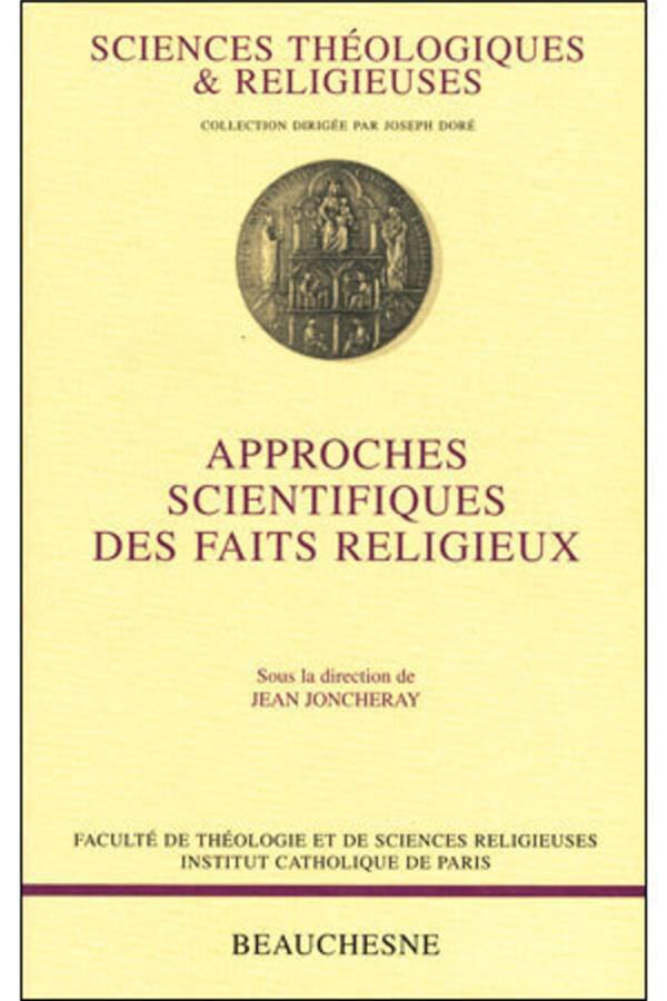 Approches scientifiques des faits religieux