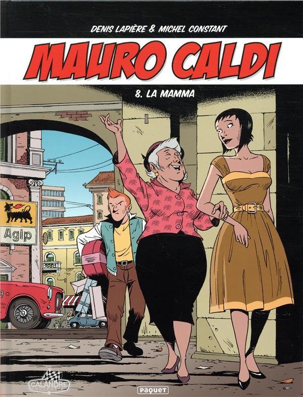 Mauro Caldi T.8 ; la mamma