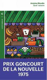 Vente EBooks : Quat'saisons  - Antoine Blondin