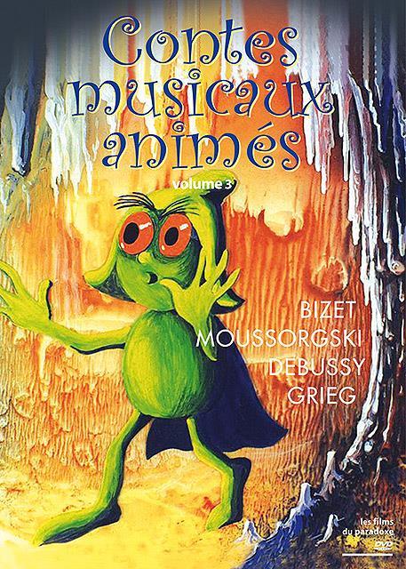 Contes musicaux animés - Volume 3