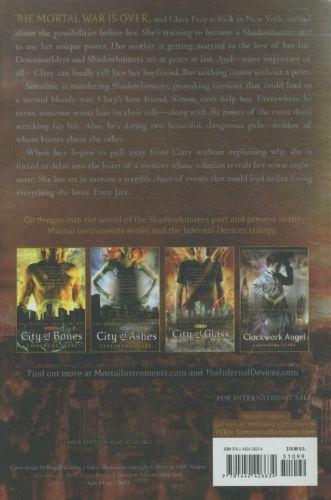 City of Fallen Angels ; The Mortal Instruments vol 4