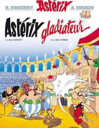 Astérix T.4 ; Astérix gladiateur