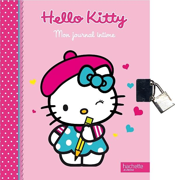 Hello Kitty ; mon journal intime