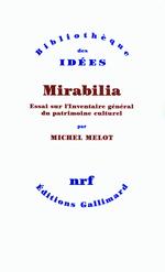 Mirabilia. Essai sur l'Inventaire général du patrimoine culturel