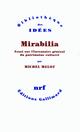 Mirabilia. Essai sur l'Inventaire général du patrimoine culturel  - Michel Melot
