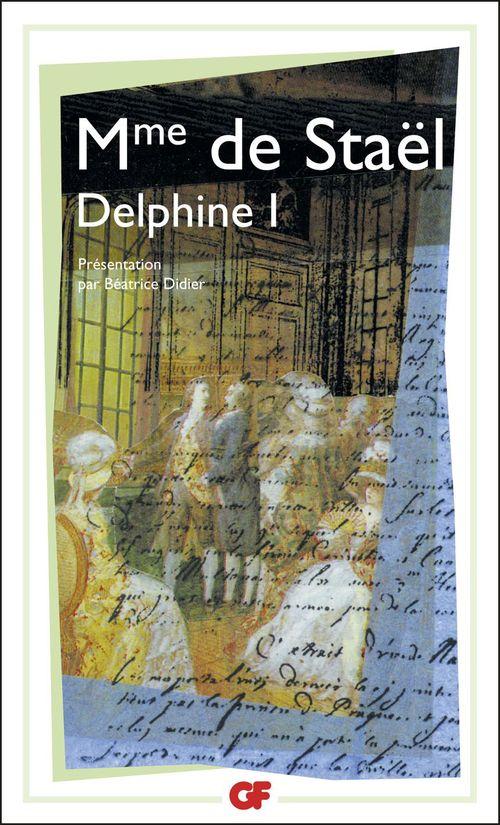 Delphine (Tome 1)