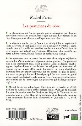 Les praticiens du rêve ; un exemple de chamanisme (2e édition)