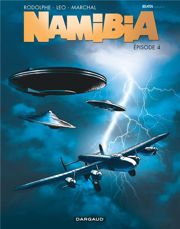 Kenya - saison 2 ; Namibia T.4
