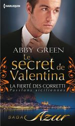 Vente Livre Numérique : Le secret de Valentina  - Abby Green