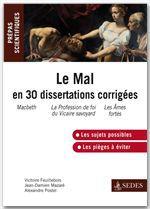Le Mal en 30 dissertations corrigées