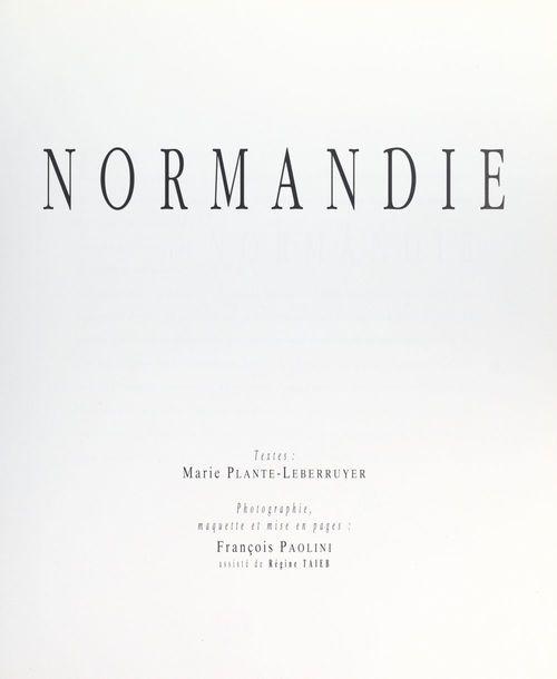 Normandie  - Marie Plante-Leberruyer