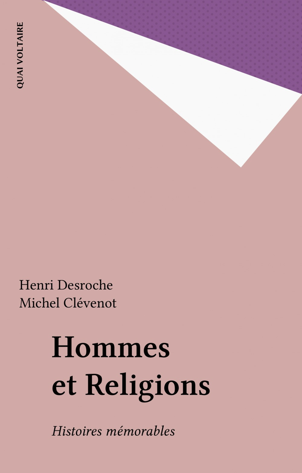 Hommes et religions