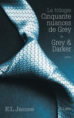 Intégrale Cinquante nuances de Grey 2021  - E. L. James