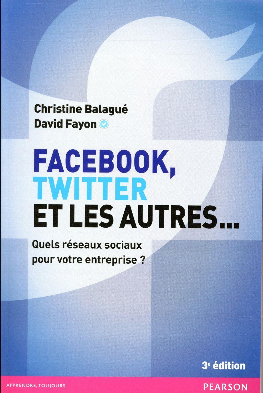 Facebook, Twitter et les autres... (édition 2016)