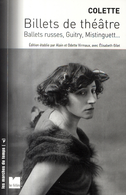 Billets De Theatre ; Ballets Russes, Guitry, Mistinguett...