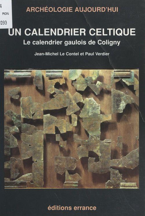 Un calendrier celtique