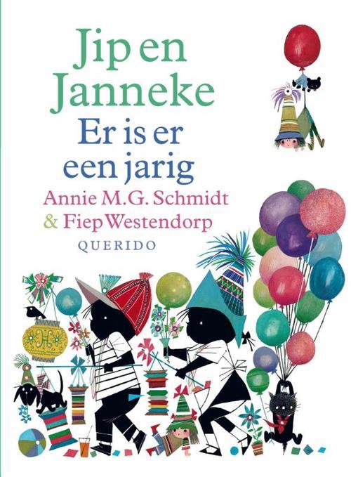 Jip en Janneke - Er is er een jarig
