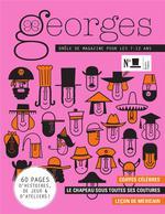 Couverture de Magazine Georges N 38 - Chapeau