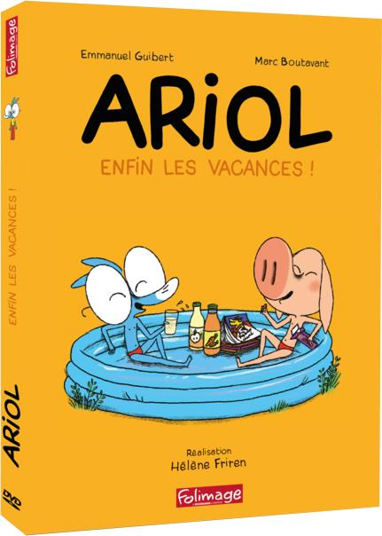 Ariol - Enfin les vacances !