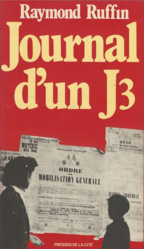 Journal d'un J3