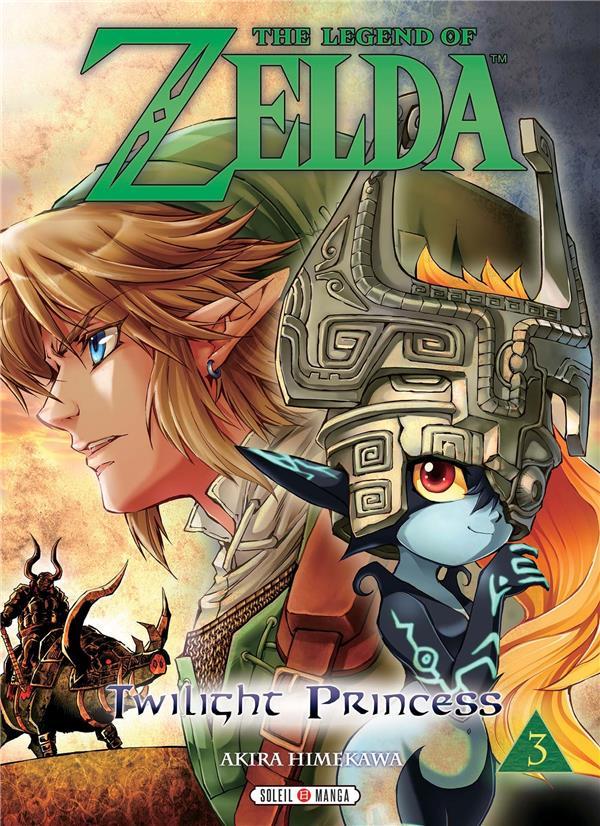 LEGEND OF ZELDA - TWILIGHT PRINCESS T03 NINTENDO/HIMEKAWA